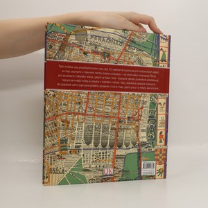 antikvární kniha Mapy měst : historická výprava za mapami, plány a obrazy měst, 2017