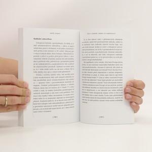 antikvární kniha Evropané píší o Evropě, 2008
