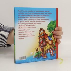 antikvární kniha Soví skřítek Huhugo, 2018