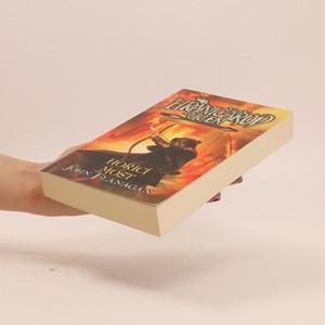 antikvární kniha Hraničářův učeň. Kniha druhá, Hořící most, 2014
