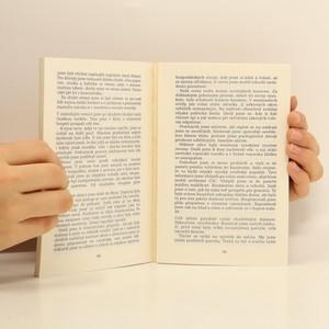 antikvární kniha Jenom ne strach : vyprávění Ctirada Mašína, 1990
