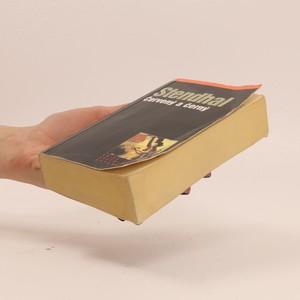 antikvární kniha Červený a černý, 2000