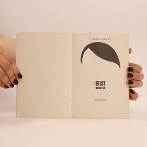 antikvární kniha Er ist wieder da , 2012