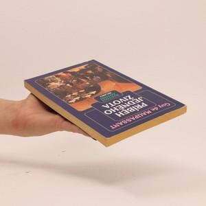 antikvární kniha Príbeh jedného života, 2001