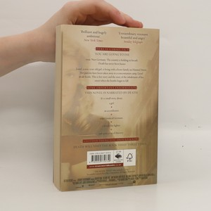 antikvární kniha The Book Thief, 2013