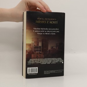 antikvární kniha Nástroje smrti. I., Město z kostí, 2013