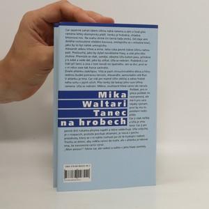 antikvární kniha Tanec na hrobech : román z dob sněmu v Porvoo, 2007