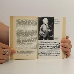 antikvární kniha Amadeus. Život Mozartův, 2001