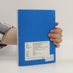 antikvární kniha Mechanismy hospodářské politiky Evropské unie, 2000