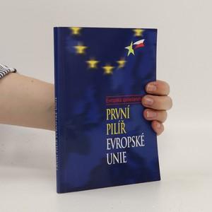 náhled knihy - Evropská společenství. První pilíř. Evropské unie