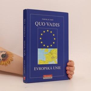 náhled knihy - Quo vadis, Evropská unie