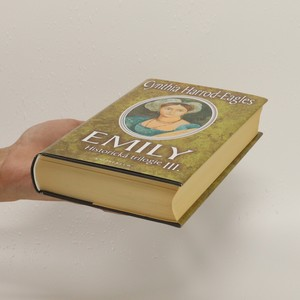 antikvární kniha Emily: historická trilogie III., 2005