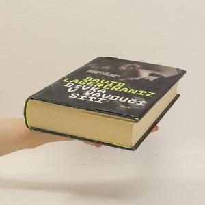 antikvární kniha Dívka v pavoučí síti, 2015