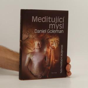 náhled knihy - Meditující mysl. Typy meditační zkušenosti.