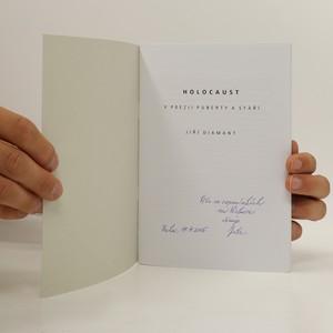 antikvární kniha Holocaust : v poezii puberty a stáří, 2015