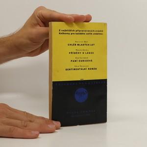 antikvární kniha Rozmarné novely, 1959