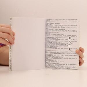 antikvární kniha Humanet, 2002