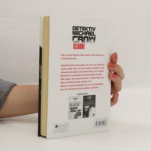 antikvární kniha Detektiv Michael Crow - Klauni, 2014