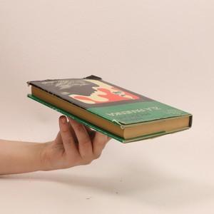 antikvární kniha Zlá panenka, 1978