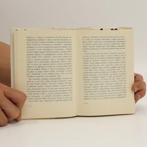 antikvární kniha Smutný detektiv, 1989