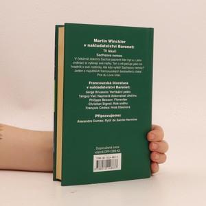 antikvární kniha Sachsova nemoc, 2006