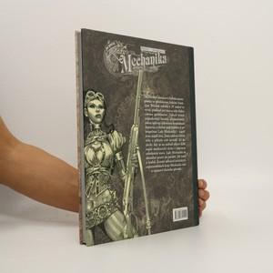 antikvární kniha Lady Mechanika & Tajemství mechanické mrtvoly, 2017