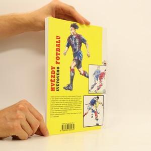 antikvární kniha Hvězdy světového fotbalu : vymalovánky, 1999