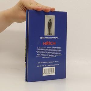 antikvární kniha Hřích, 1995