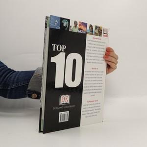 antikvární kniha TOP 10 Země, příroda, lidé, 2002