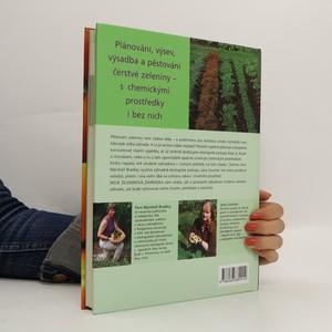 antikvární kniha Moje zeleninová zahrádka, 2008