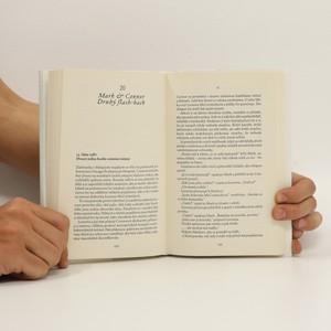 antikvární kniha Protože tě miluji, 2008