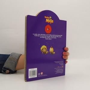 antikvární kniha Včelka Mája Den na louce - zábava s hodinami!, 2014