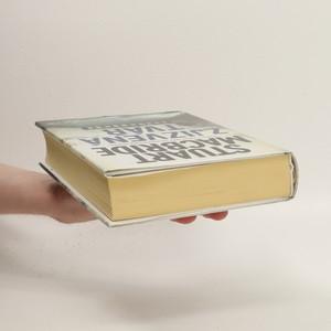 antikvární kniha Zjizvená tvář, 2012