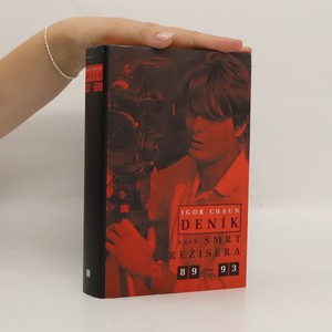 náhled knihy - Deník aneb Smrt režiséra. Díl 1, 1988-1993
