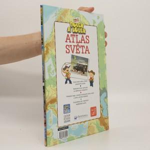 antikvární kniha Bolek a Lolek - Atlas světa, 2002