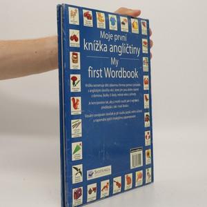 antikvární kniha Moje první knížka angličtiny: 500 ilustrovaných slovíček s výslovností, 2010