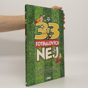 náhled knihy - 33 fotbalových nej