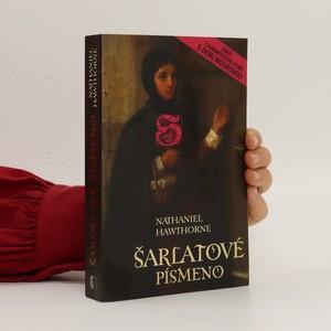 náhled knihy - Šarlatové písmeno