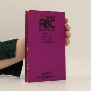 náhled knihy - ABC hudebních slohů. Od raného středověku k W. A. Mozartovi