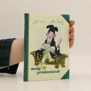 náhled knihy - Malý příslovníček
