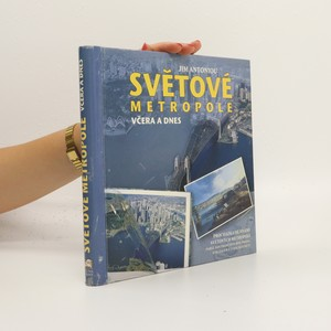 náhled knihy - Světové metropole včera a dnes