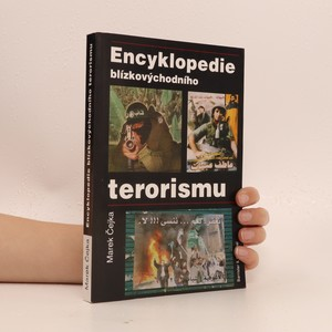 náhled knihy - Encyklopedie blízkovýchodního terorismu