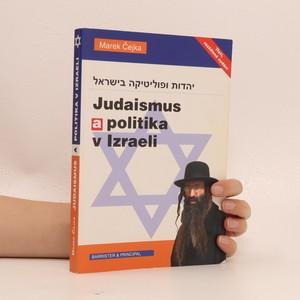 náhled knihy - Judaismus a politika v Izraeli