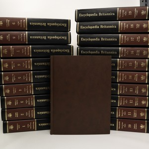 náhled knihy - The New Encyclopaedia Britannica : in 30 Volumes + 1982 Book of the Year (20 svazků)