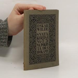 náhled knihy - Svatá kurtisána, či Žena pokrytá drahokamy