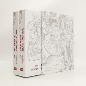 náhled knihy - Jáchymov / Joachimsthal I. a II. díl