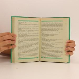 antikvární kniha Abeceda hrůzy, 1980