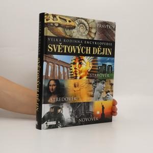 náhled knihy - Velká rodinná encyklopedie světových dějin