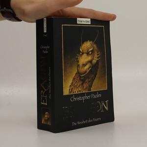 náhled knihy - Eragon, třetí díl (německy)
