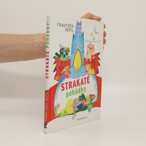 náhled knihy - Strakaté pohádky